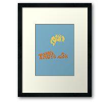 Aquaman Framed Print