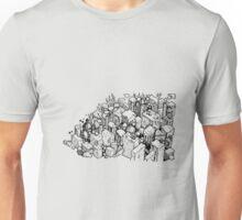 Cheese city Unisex T-Shirt
