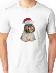 Shih Tzu Christmas Unisex T-Shirt