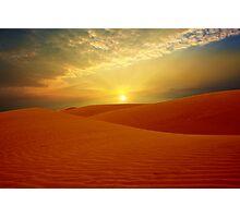 Desert Photographic Print