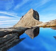 St. John's peak at Mount Kinabalu by MotHaiBaPhoto Dmitry & Olga