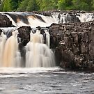 Low Force in Upper Teesdale by mountainsandsky
