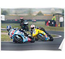 Kirk Jamison & Matthew Percy - Bishopscourt 2011 Poster