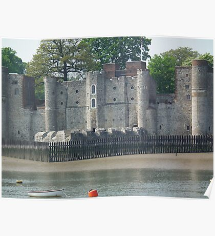Upnor Castle Poster