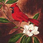 Cardinal II by BrandyHouse