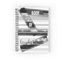 Lovely Memories Spiral Notebook
