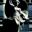 Art Deco Angel by Chris Lord