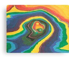 KnotinWood II Canvas Print
