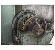 elevator gearbox Poster