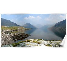 Wasdale  Britian's Greatest View Poster