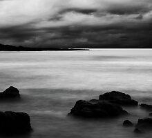 Ghosties Beach by Peter Bower