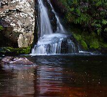 Queen Falls by Shane Viper