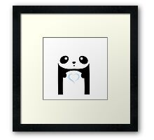 Cute Framed Print