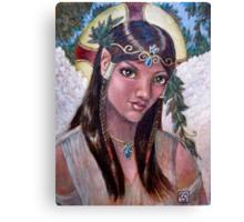 Yavanna, Kementari - one of the Valar Canvas Print