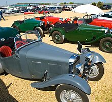 HRG Sports Cars by Willie Jackson