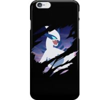 pokemon lugia anime manga shirt iPhone Case/Skin