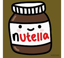 Baby Nutella Photographic Print