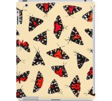 Scarlet Tigers - Pale iPad Case/Skin