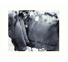 Landslide II Art Print