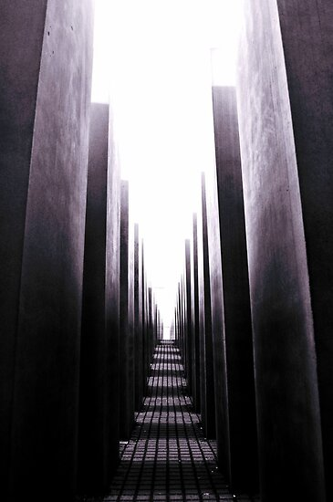 Richard Serra (Berlin) by Trudie-A-Wilson