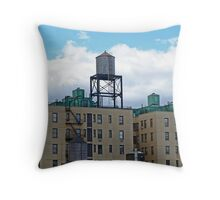Untitled - WT 21 Throw Pillow
