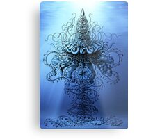 Cool Man 'O War Cousin Metal Print