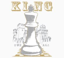 Chess Mate: White King by adamcampen