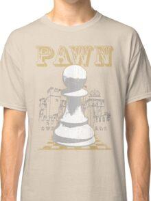 Chess Mate: White Pawn Classic T-Shirt