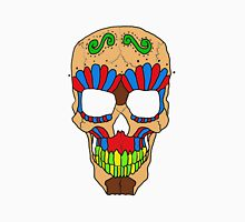 Candy Day Of The Dead Skull Unisex T-Shirt