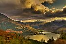Kintail Sunrise by Karl Williams