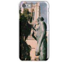 Saint Edmund, Martyr King of England iPhone Case/Skin
