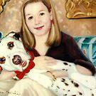 Happy Birthday Bow Tie by Cathy Amendola