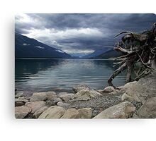 Moose Lake Canvas Print