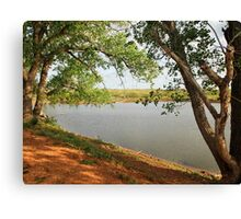 Secluded Place Canvas Print
