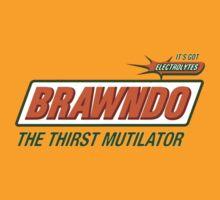 Brawndo by loogyhead