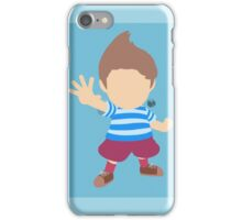 Lucas (Duster) - Super Smash Bros. iPhone Case/Skin