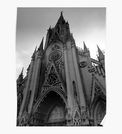 Gothic glory Poster