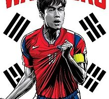 South Korea | Soccer by SALSAMAN