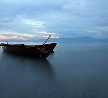 Fishing boat by Christopher Lloyd