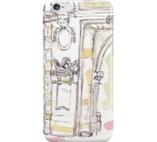 Porte St Nicolas, Beaune, France iPhone Case/Skin