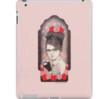 Flamingo Ink iPad Case/Skin