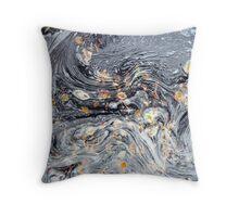 Swirls - Pocono Mountians, PA Throw Pillow