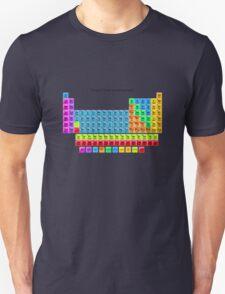 Periodic Table Unisex T-Shirt