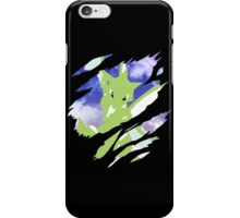 pokemon scyther anime manga shirt iPhone Case/Skin