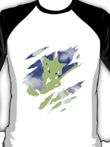 pokemon scyther anime manga shirt T-Shirt