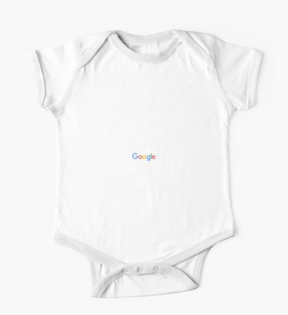 Google Simplistic One Piece - Short Sleeve