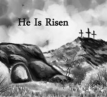 He Is Risen by teresa731