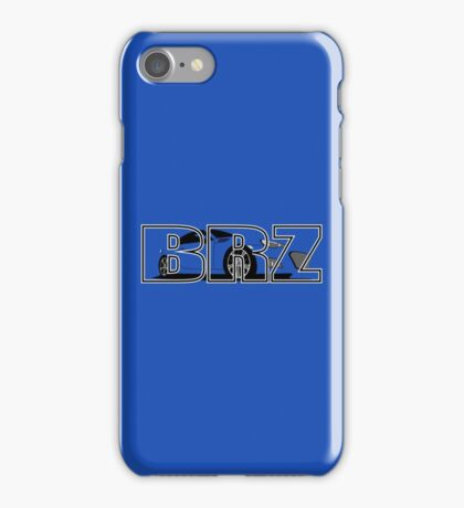 Subaru BRZ iPhone Case/Skin