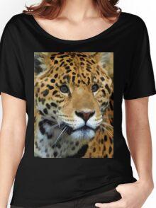 Jaguar Wild Cat  Women's Relaxed Fit T-Shirt