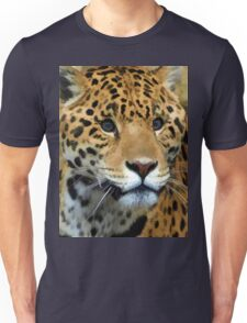 Jaguar Wild Cat  Unisex T-Shirt